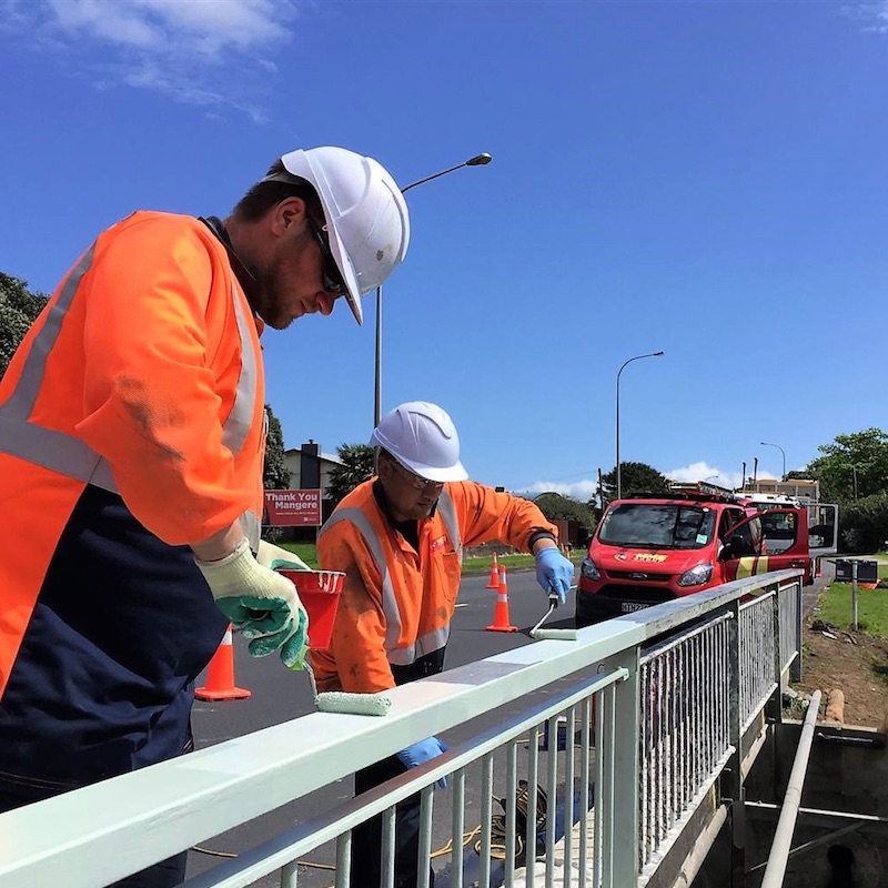 Favona Road Culvert Refurbishment