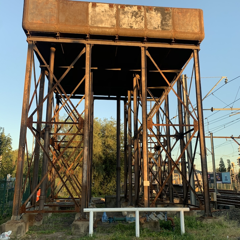 Penrith Station Water Tank Refurbishment